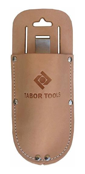Tabor Tools H1 - Funda De Piel Para Tijeras De Podar (resist