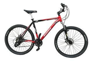 Mountain Bike Shimano Rodado26 ,21v, Aluminio Envios Gratis!