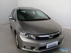 Honda Civic Exs 1.8 16v Flex, Lqe4928
