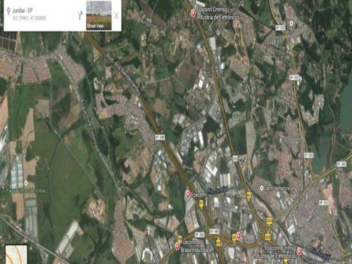 Área Industrial À Venda, Jardim São Bento, Jundiaí. - Ar0013 - 34728322