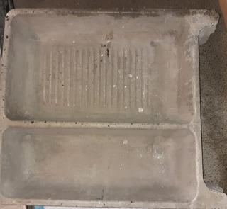 Lavadero De Cemento Usado.