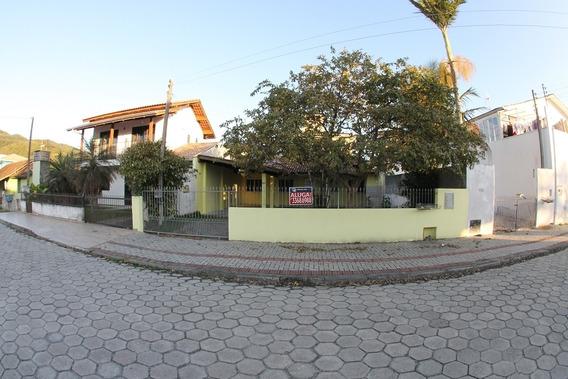 Casa Para Aluguel, 2 Dormitórios, Centro - Porto Belo - 1420