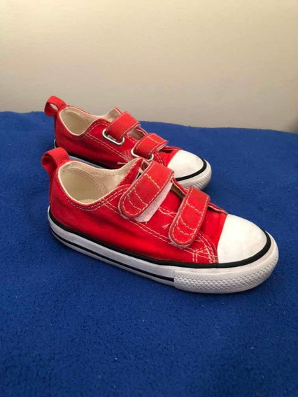 Zapatillas All Star Converse 24 Rojas
