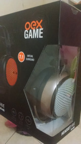 Headset Oex Hive Game Hs-405