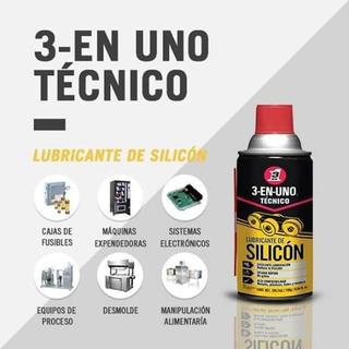 Lubricante De Silicon En Spray 3 En 1 - 7 Onzas