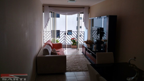 Apartamento Lauzane - 3 Dormitórios , R$ 370.000,00 - St14148