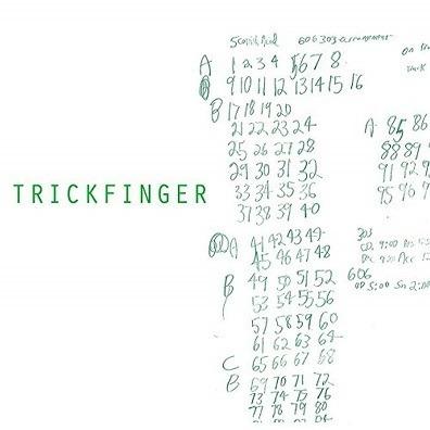John Frusciante Trickfinger Vinilo Doble Usado Detalles Tapa
