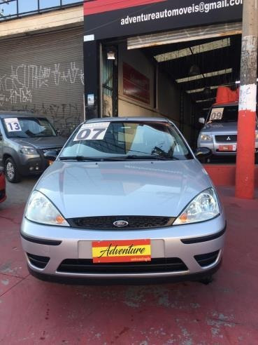 Ford Focus Hatch Gl 1.6 Completo 2007