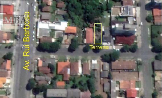 Terreno Para Venda Em São José Dos Pinhais, Centro - Tr 14570-_1-1440429