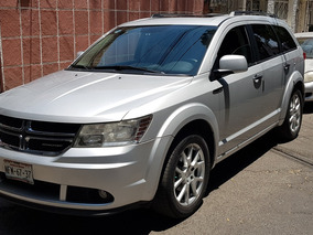 Dodge Journey 3.5 R/t 7 Pasj Piel Aa Dvd R-19 At 2011