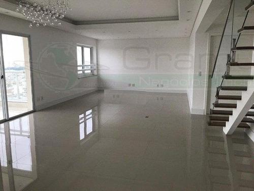 Apartamento Cobertura Para Venda, 5 Dormitório(s), 439.7m² - 6179