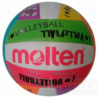 Balón Voley Playa Voleibol Volleyball Nuevo Modelo Molten