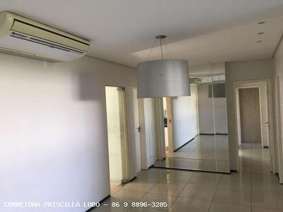 Apartamento Para Venda Em Teresina, Ilhotas - 0106