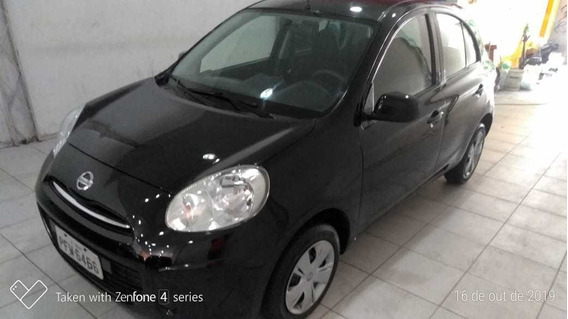 Nissan March 2013 1.6 Completo