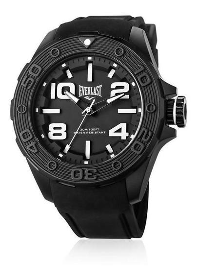 Relógio De Pulso Everlast Masculino Caixa Abs E617