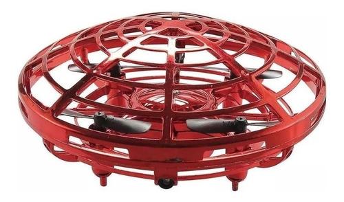 Drone Candide UFO vermelho