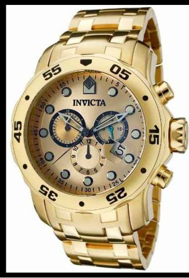 Relógio Invicta Excusion Pro Drive