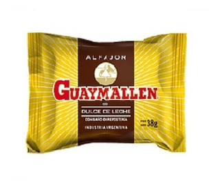 30 Alfajores Guaymallen Simples Fiestissima Liniers