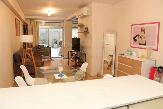Departamento- Alquiler - 2 Ambientes-palermo-patio-amenities