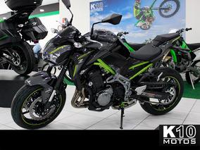 Kawasaki Z900 Abs 2018 0km - Preta