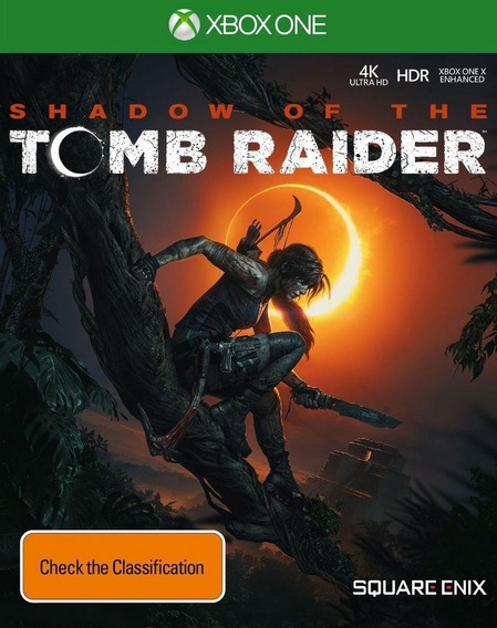 Shadow Of The Tomb Raider Definitive Edition 25 Dígitos