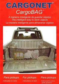 Rede Elástica Caçamba Pick Up Hilux 2012 2013
