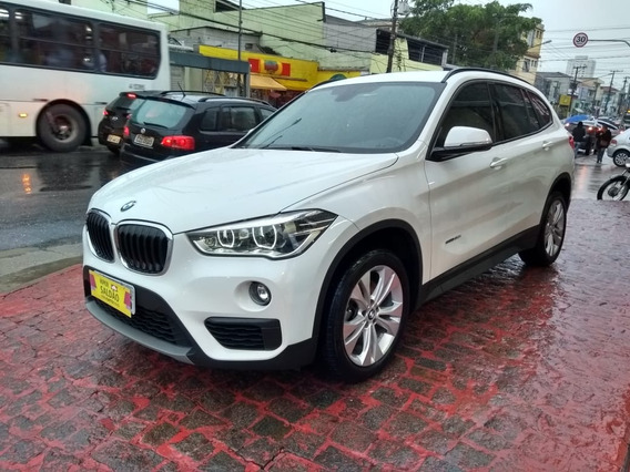 Bmw X1 2.0 Sdrive20i Gp Active Flex 2016 Zero De Entrada