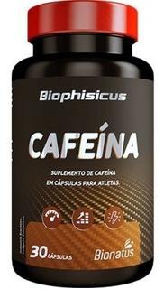 Cafeína 420mg 30 Cápsulas - Bionatus