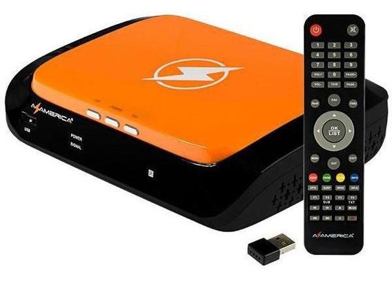 Smart C/ Acessórios Áudio Vídeo Pronta Entrega !