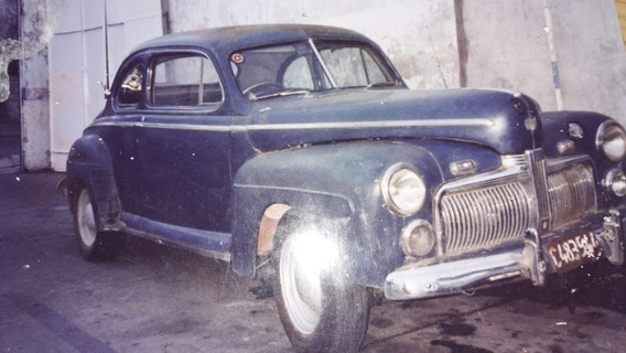 Cupe Ford Mercury 1942