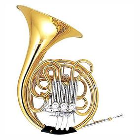 Trompa Laqueado Afinação Em F E Bb Hfh600l Harmonics