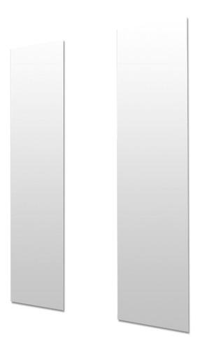 Conjunto 2 Espelhos Briz Incolor Fi