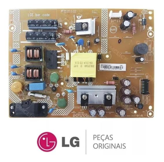 Placa Fonte Tv LG 32lj500b 715g7801-p01-w13-0h2s Ebr84184201