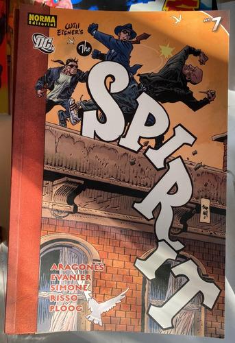 Imagen 1 de 4 de The Spirit, Will Eisner, Norma, Dc Comics, C8