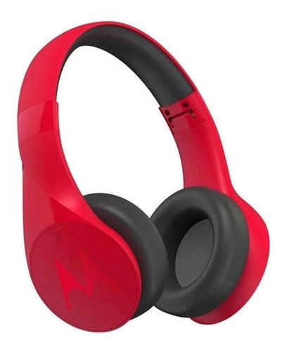Fone de ouvido sem fio Motorola Pulse Escape vermelho