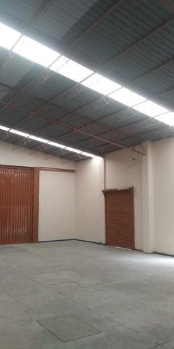 Imagen 1 de 6 de Bodega En Renta, Tlahuac, Ciudad De México