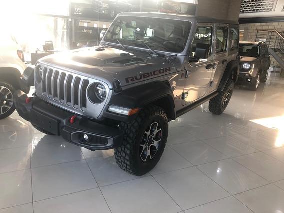 Nuevo Jeep Wrangler Rubicon 3.6 At8 Jl 2020 Oferta Vtasweb