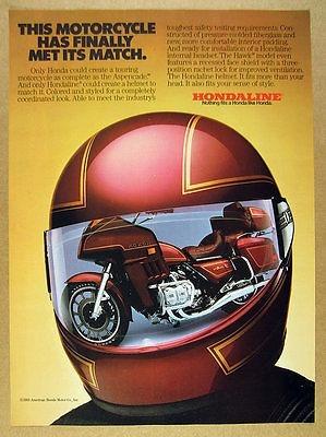 Capacete Hondaline Shoei Vintage Aspencade Xxl