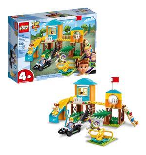 Lego Toy Story 10768 Buzz Y Bo Peep Parque De Juegos