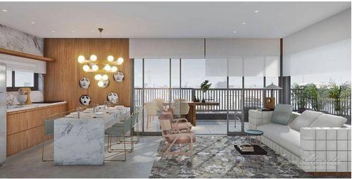 Imagem 1 de 15 de Apartamento Penthouse Moema, 2 Dorm., 2 Suítes, 1 Vaga, Lazer Completo - Ph0007