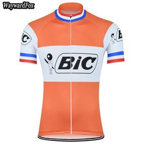 Nova Camisa Retro De Ciclismo Roupas De Ciclismo Desgaste Da