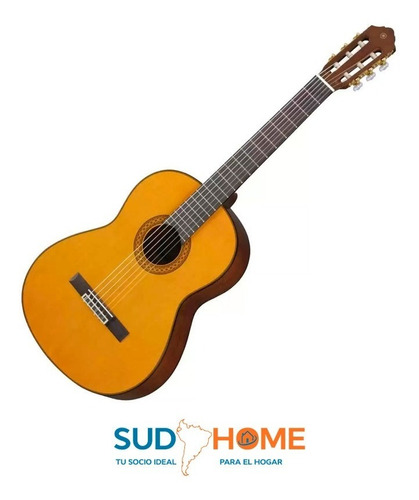Imagen 1 de 3 de Guitarra Clásica C-80 Yamaha