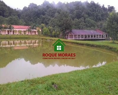 Venda Hotel Fazenda Em Miracatu Com 46 Alqueires- Ref: 0030