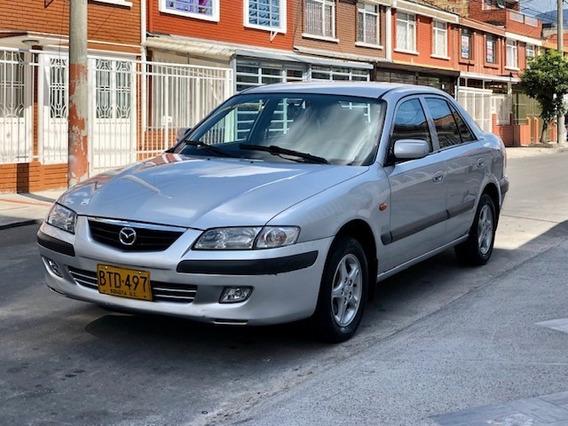 Mazda 626 Nuevo Milenio