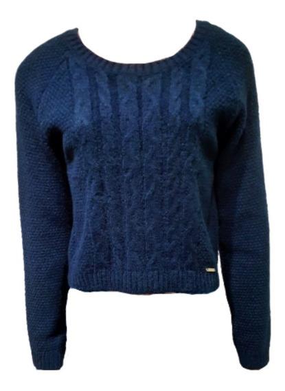 Sweater Scombro Mod: Sw Trenza Corto Mod: 19006