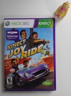 Kinect Joy Ride Xbox 360 Garantizado