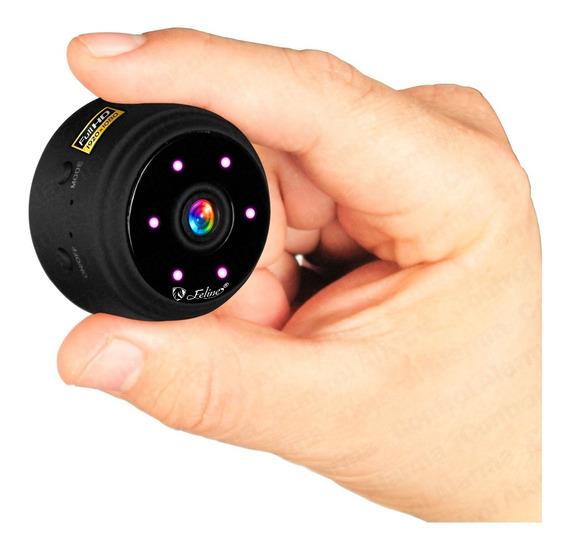 Mini Camara Espia Wifi Ip Fhd Nube Video Vigilancia Oculta