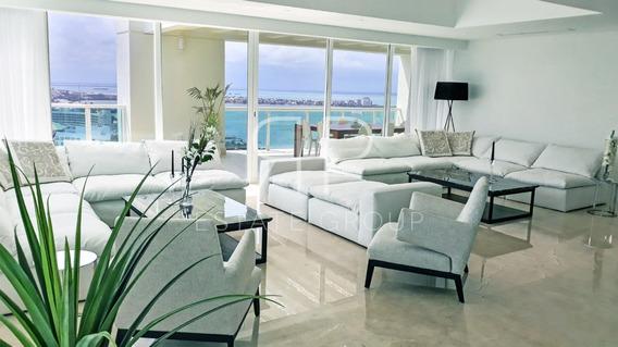 Exclusivo Departamento Ph En Venta En Cancún, Bay View Grand