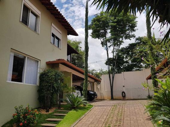 Casa Com 4 Quartos Para Comprar No Dona Clara Em Belo Horizonte/mg - 3503