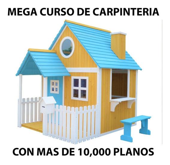 Mega Curso Planos Y Proyectos De Carpinteria 3